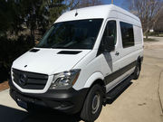 2015 Mercedes-Benz Sprinter RV Van